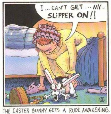 easter cartoon